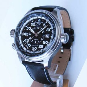 "Aeromatic A1200 XXL-Pilot Defender ""World-Tour"" Watch"