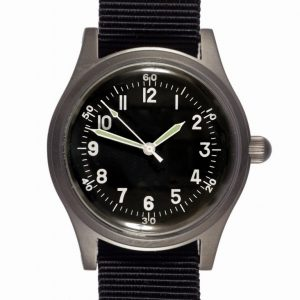 MWC A-11 1940s WWII Pattern Military Automatic Watch