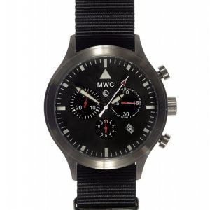 "MWC MIL-TEC MKIV ""Titan"" Limited Edition Military Chronograph Watch"