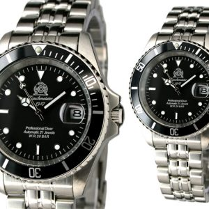 Tauchmeister1937 T0006 Automatic Professional Diver-u-Boot Watch