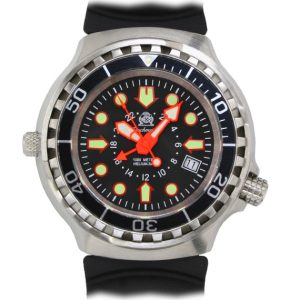 Tauchmeister T0272 Profi diver GMT 1000m Watch
