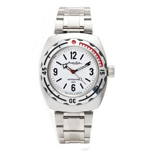 Vostok Amphibia Automatic Watch 2415B/090486