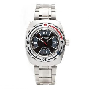 Vostok Amphibia Automatic Watch 2415B/090510