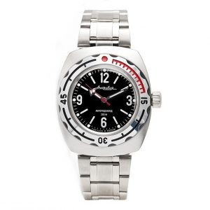Vostok Amphibia Automatic Watch 2416B/090660