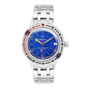 Vostok Amphibia Automatic Watch 2416B/420007