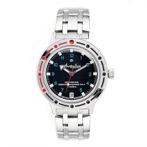 Vostok Amphibia Automatic Watch 2416B/420268