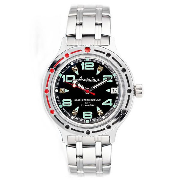Vostok Amphibia Automatic Watch 2416B/420334 1
